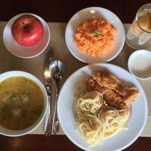 Combo bữa trưa