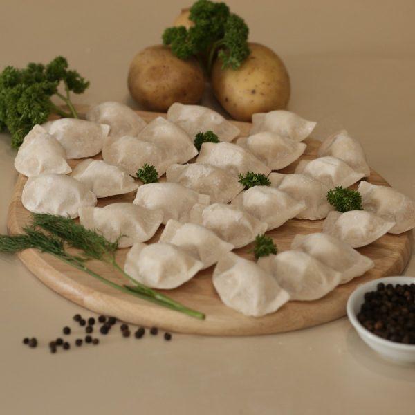 Varenyky khoai tây