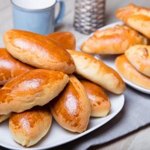 Bánh nướng Nga