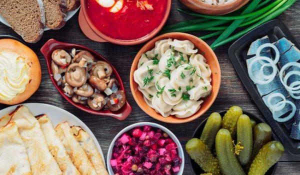 Đặc sắc văn hóa ẩm thực Nga